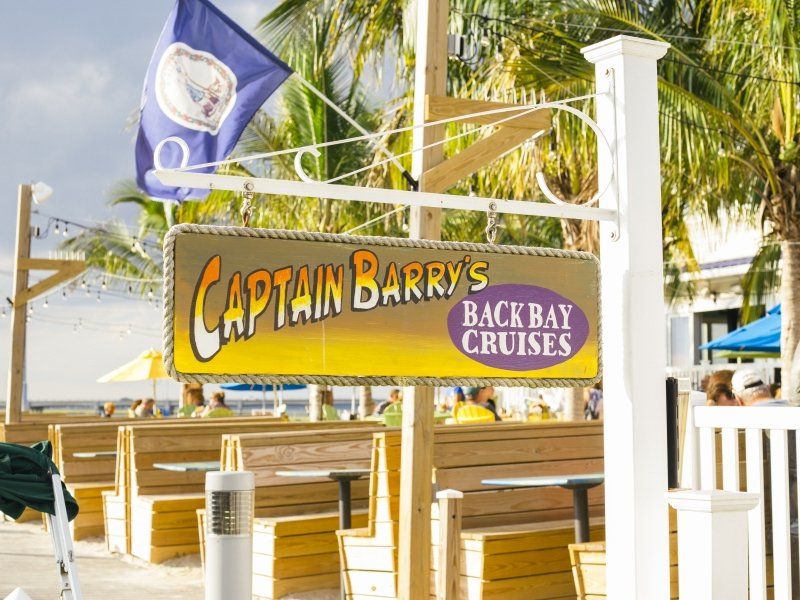 Captain Barry's